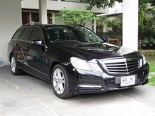 2012 Mercedes-Benz E250 BlueEFFICIENCY W212 (ปี 10-16) Avantgarde 1.8 AT Wagon