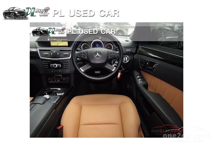 2013 Mercedes-Benz E250 Avantgarde Sedan
