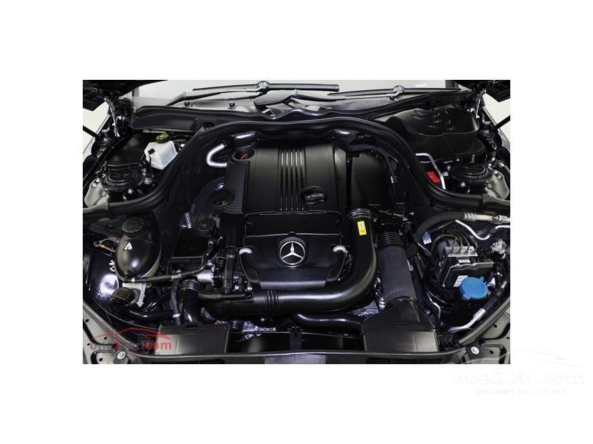 2011 Mercedes-Benz E250 Avantgarde Wagon
