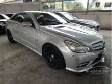 2010 Mercedes-Benz E250 CDI BlueEFFICIENCY W207 (ปี 10-16) AMG 2.1 AT Coupe