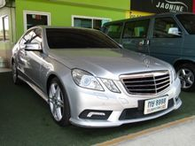2012 Mercedes-Benz E250 CDI BlueEFFICIENCY W212 (ปี 10-16) Avantgarde 2.1 AT Sedan