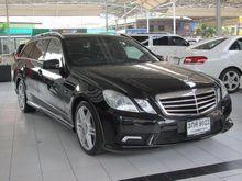 2014 Mercedes-Benz E250 CDI BlueEFFICIENCY W212 (ปี 10-16) Avantgarde 2.1 AT Wagon