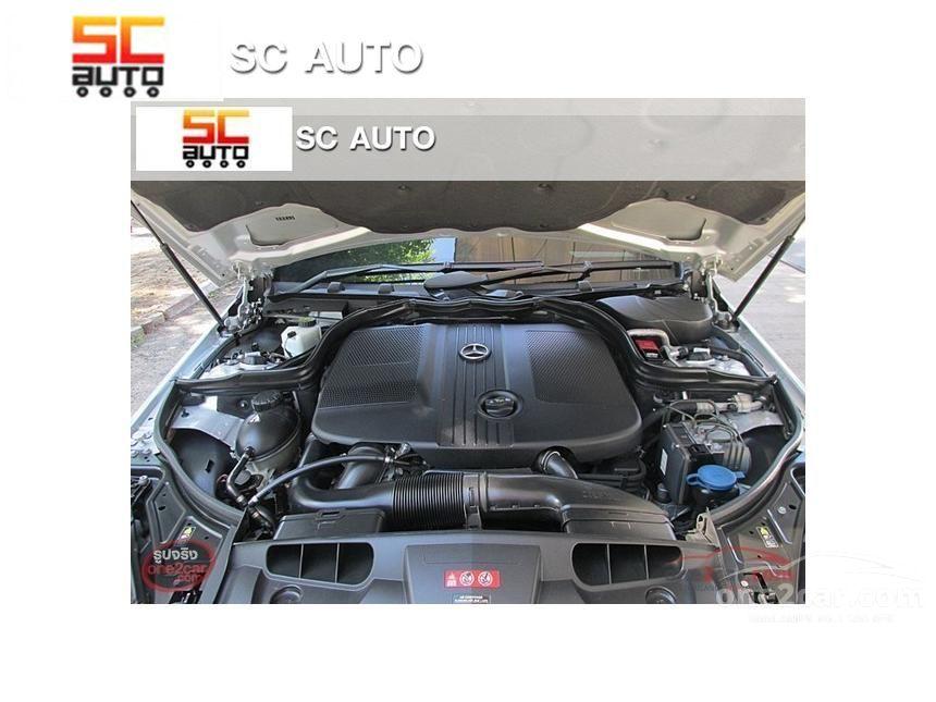 2011 Mercedes-Benz E250 CDI Coupe