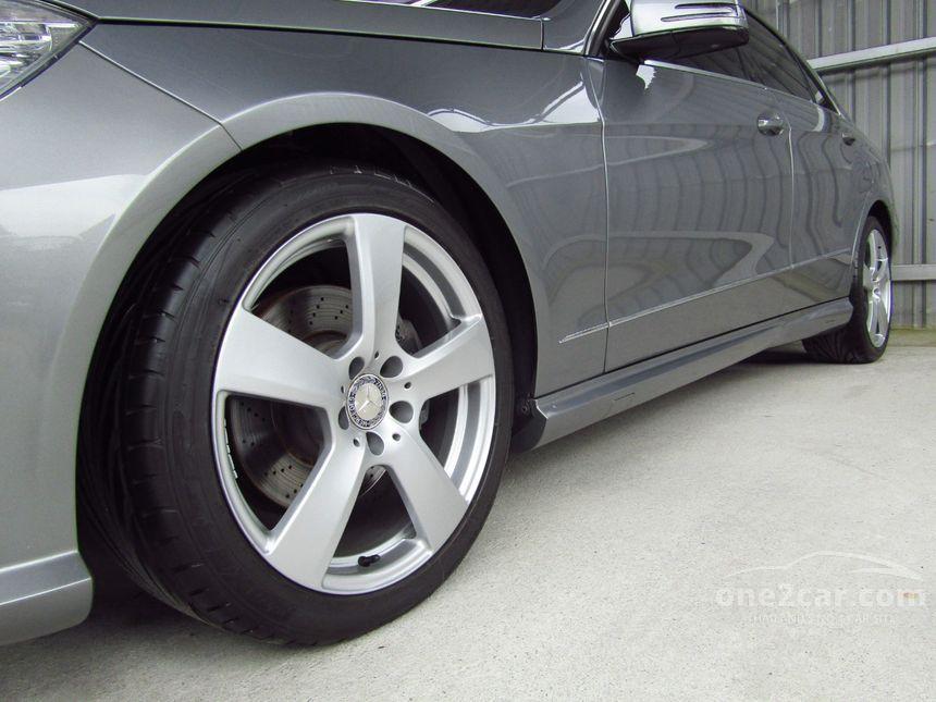 2013 Mercedes-Benz E250 CDI Elegance Sedan