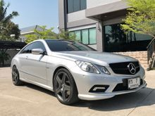 2011 Mercedes-Benz E250 CDI BlueEFFICIENCY W207 (ปี 10-16) 2.1 AT Coupe