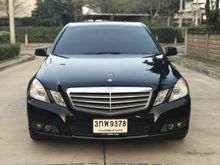 2011 Mercedes-Benz E250 CDI BlueEFFICIENCY W212 (ปี 10-16) Elegance 2.1 AT Sedan