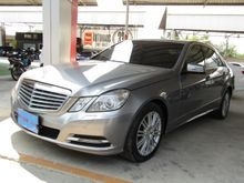 2011 Mercedes-Benz E250 CDI BlueEFFICIENCY W212 (ปี 10-16) Elegance 2.1 AT Sedan