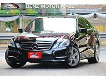 2016 Mercedes-Benz E250 CDI BlueEFFICIENCY W212 (ปี 10-16) Elegance 2.2 AT Sedan