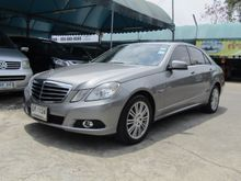 2010 Mercedes-Benz E250 CDI BlueEFFICIENCY W212 (ปี 10-16) Elegance 2.1 AT Sedan