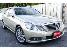2010 Mercedes-Benz E250 CDI BlueEFFICIENCY W212 (ปี 10-16) Elegance 2.1 AT Sedan