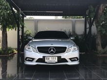 2012 Mercedes-Benz E250 CDI BlueEFFICIENCY W207 (ปี 10-16) Sport 2.1 AT Coupe