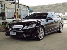 2013 Mercedes-Benz E250 CDI BlueEFFICIENCY W212 (ปี 10-16) Sport 2.1 AT Sedan