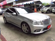 2013 Mercedes-Benz E250 CDI BlueEFFICIENCY W212 (ปี 10-16) Sport 2.1 AT Sedan