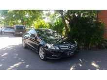 2010 Mercedes-Benz E250 CGI BlueEFFICIENCY AMG W207 (ปี 10-16) Avantgarde 1.8 AT Coupe