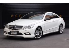 2011 Mercedes-Benz E250 CGI BlueEFFICIENCY AMG W207 (ปี 10-16) Avantgarde 1.8 AT Coupe