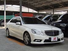 2012 Mercedes-Benz E250 CGI BlueEFFICIENCY AMG W212 (ปี 10-16) 1.8 AT Sedan
