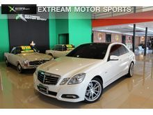 2010 Mercedes-Benz E250 CGI BlueEFFICIENCY AMG W212 (ปี 10-16) 1.8 AT Sedan
