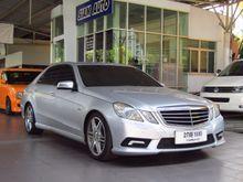 2010 Mercedes-Benz E250 CGI BlueEFFICIENCY W212 (ปี 10-16) Avantgarde 1.8 AT Sedan