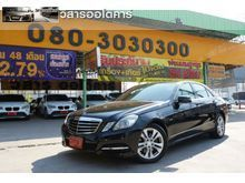 2011 Mercedes-Benz E250 CGI BlueEFFICIENCY W212 (ปี 10-16) Avantgarde 1.8 AT Sedan
