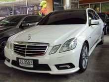 2011 Mercedes-Benz E250 CGI BlueEFFICIENCY W212 (ปี 10-16) Avantgarde 1.8 AT Sedan