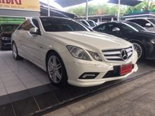 2010 Mercedes-Benz E250 W207 (ปี 10-16) Coupe 1.8 AT
