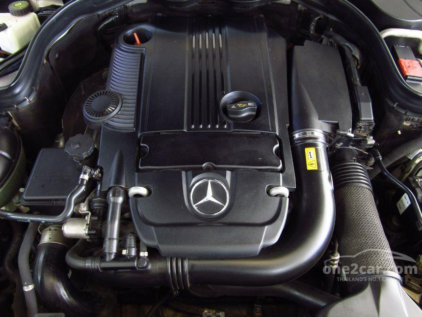 2012 Mercedes-Benz E250 CGI AMG Avantgarde Coupe