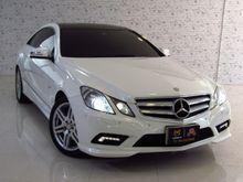 2012 Mercedes-Benz E250 CGI AMG W207 (ปี 10-16) Avantgarde 1.8 AT Coupe