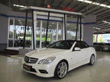 2011 Mercedes-Benz E250 CGI AMG W207 (ปี 10-16) Avantgarde 1.8 AT Coupe