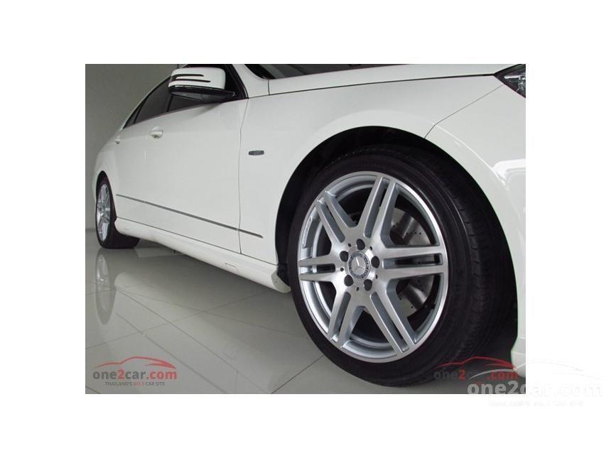 2011 Mercedes-Benz E250 CGI Avantgarde Sedan