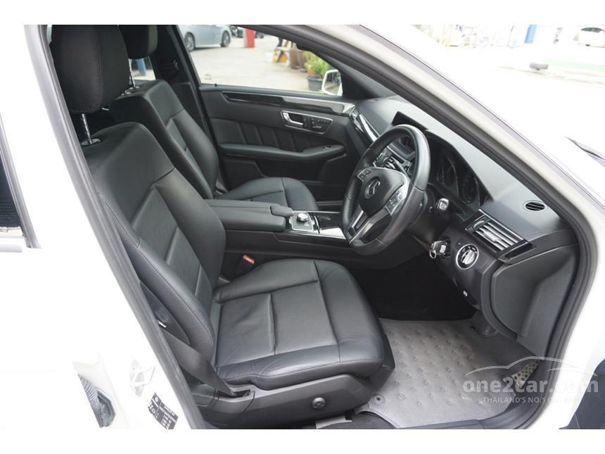 2013 Mercedes-Benz E250 CGI Avantgarde Sedan