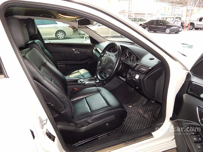 2010 Mercedes-Benz E250 CGI Avantgarde Sedan