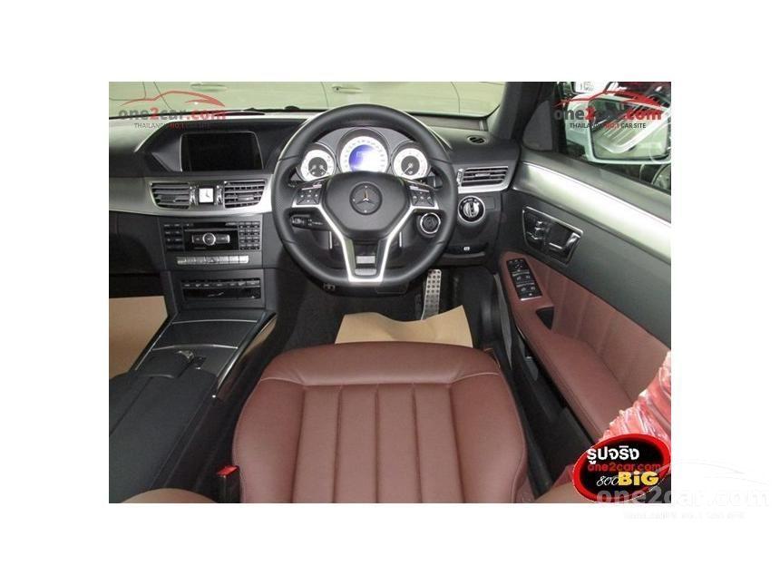 2014 Mercedes-Benz E250 Edition E Sedan