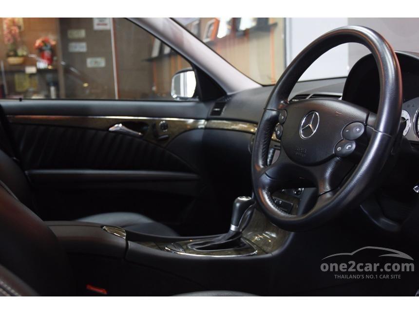 2007 Mercedes-Benz E280 Avantgarde Sedan