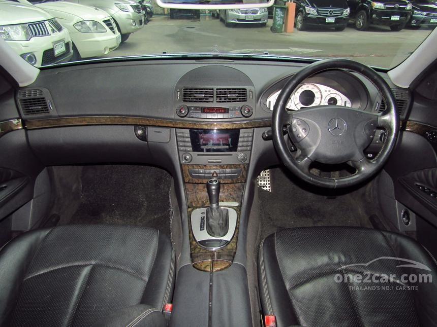 2008 Mercedes-Benz E280 Avantgarde Sedan
