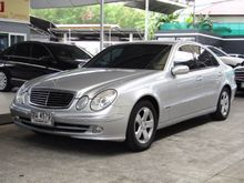 2006 Mercedes-Benz E280 W211 (ปี 03-09) Avantgarde 3.0 AT Sedan