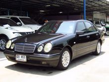 2002 Mercedes-Benz E280 W210 (ปี 95-03) Elegance 2.8 AT Sedan