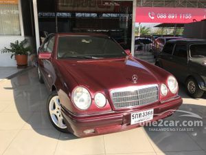 1997 Mercedes-Benz E280 2.8 W210 (ปี 95-03) Elegance Sedan AT