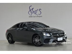 2017 Mercedes-Benz E300 2.0 W238 (ปี 17-21) AMG Dynamic Coupe AT