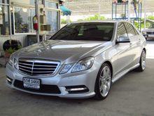 2013 Mercedes-Benz E300 W212 (ปี 10-16) AMG Dynamic 3.0 AT Sedan