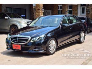 2014 Mercedes-Benz E300 2.1 W212 (ปี 10-16) BLUETEC HYBRID Sedan AT