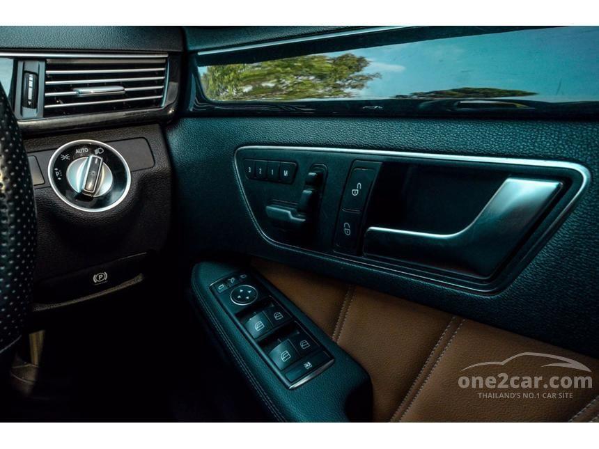 2013 Mercedes-Benz E300 BLUETEC HYBRID Sedan