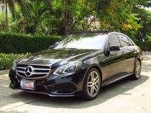 2015 Mercedes-Benz E300 W212 (ปี 10-16) BLUETEC HYBRID 2.1 AT Sedan