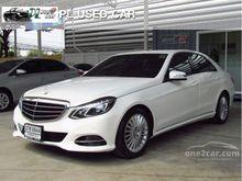 2014 Mercedes-Benz E300 W212 (ปี 10-16) Executive 2.1 AT Sedan