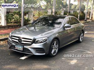 2017 Mercedes-Benz E350 2.0 W213 (ปี 16-20) e AMG Dynamic Sedan AT