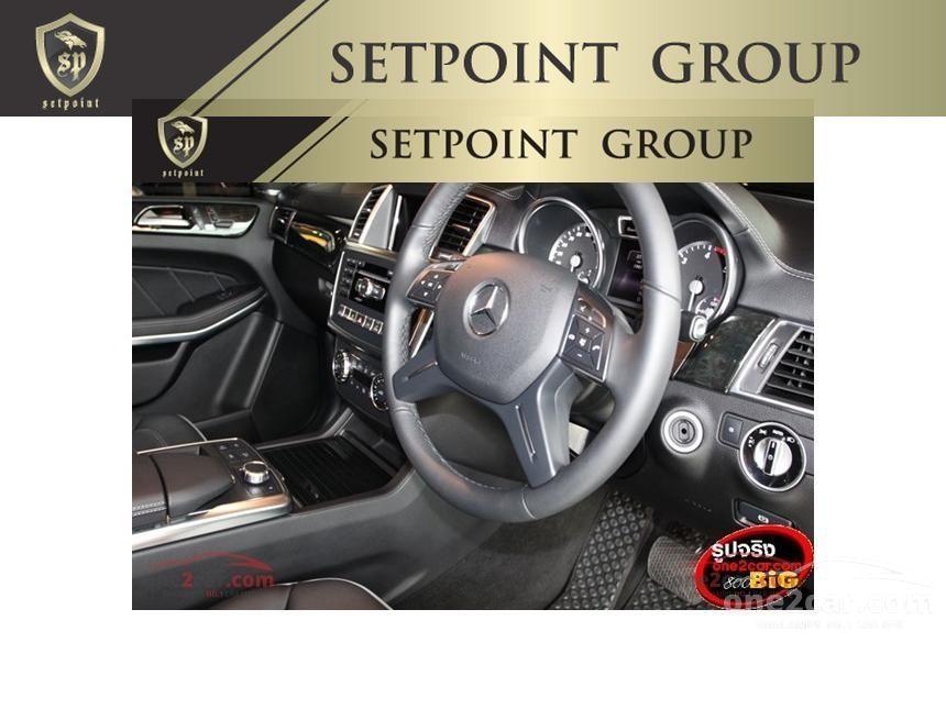 2015 Mercedes-Benz GL350 BlueTEC Wagon