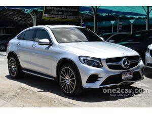 2017 Mercedes-Benz GLC250 2.1 W253 (ปี 15-18) d 4MATIC SUV AT