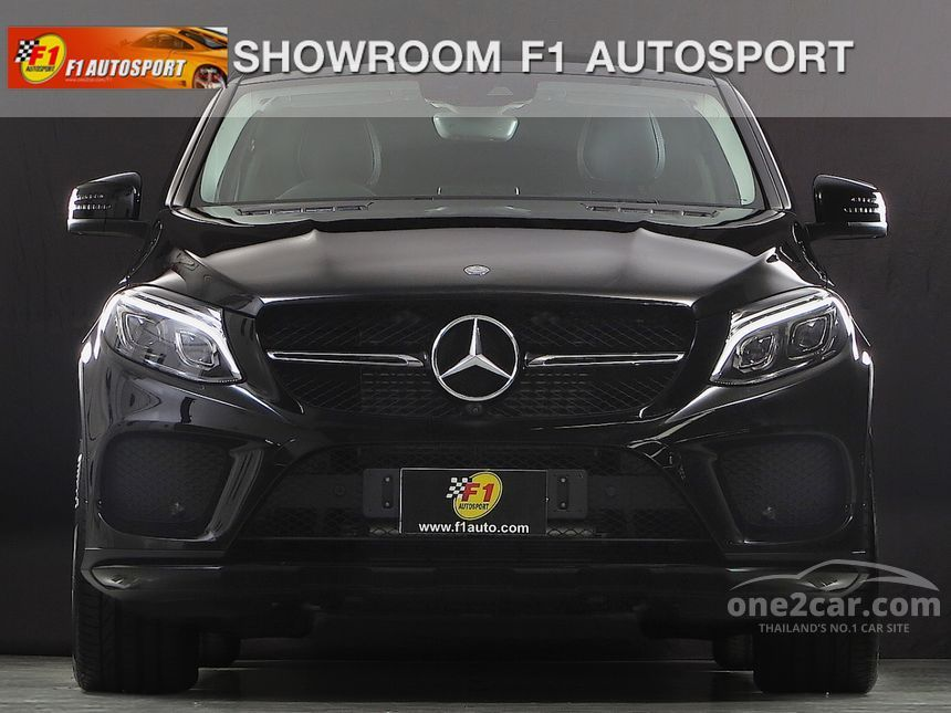 2017 Mercedes-Benz GLE350 d 4MATIC Coupe