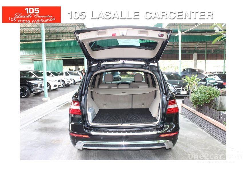 2015 Mercedes-Benz ML250 CDI AMG Sports SUV