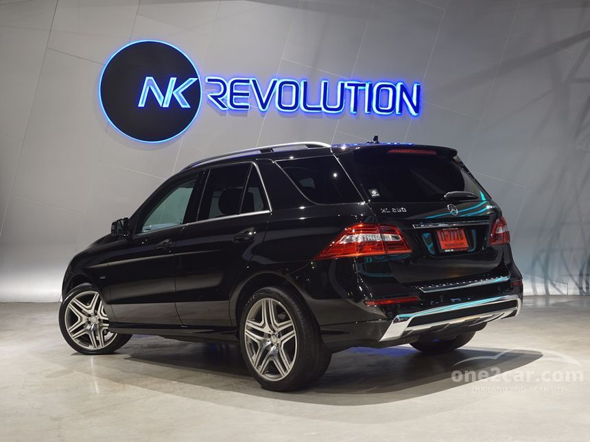 2013 Mercedes-Benz ML250 CDI AMG Sports SUV