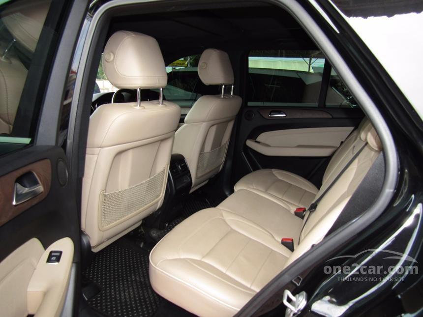 2013 Mercedes-Benz ML250 CDI SUV